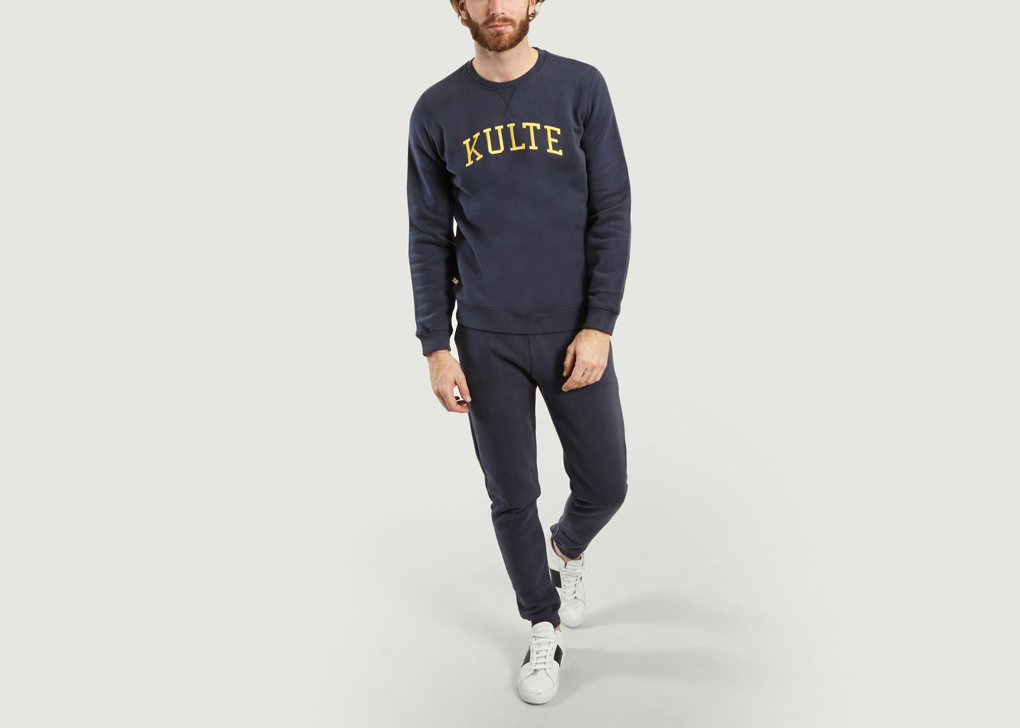 Sweat Brodé Corpo Athletic - Kulte