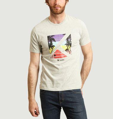 T-shirt Logobox Sun