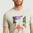 matière T-shirt Logobox Sun - Kulte