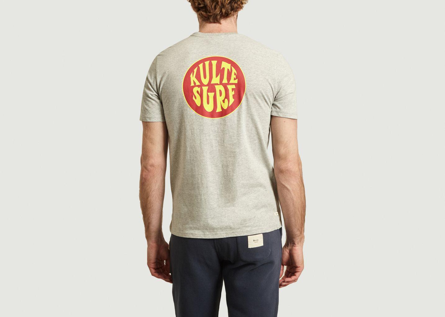 T-shirt Kulte Surf - Kulte
