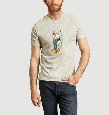 T-shirt Night Klub