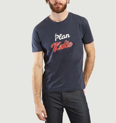 T-Shirt Plan Kulte