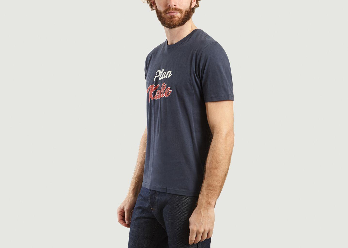 T-Shirt Plan Kulte - Kulte