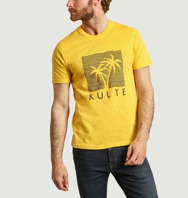 T-shirt Palm Vibes