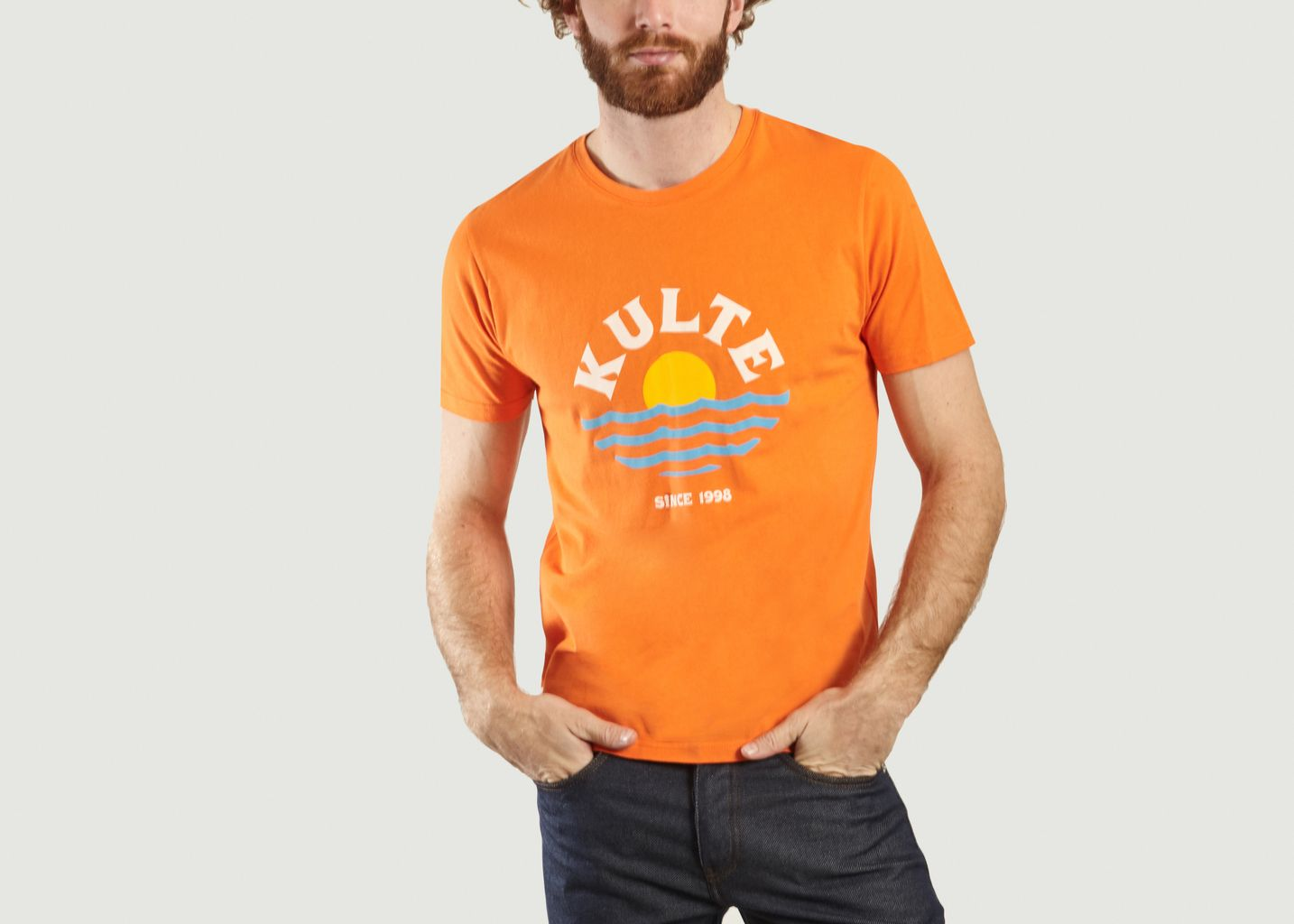 T-Shirt Sunset - Kulte