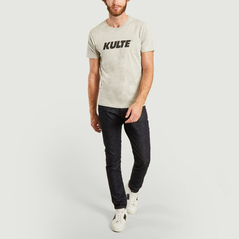 T-Shirt corpo italic - Kulte