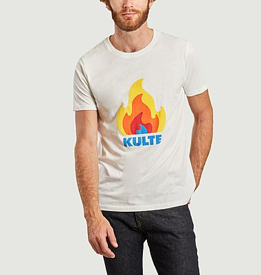 T-Shirt collection flamme