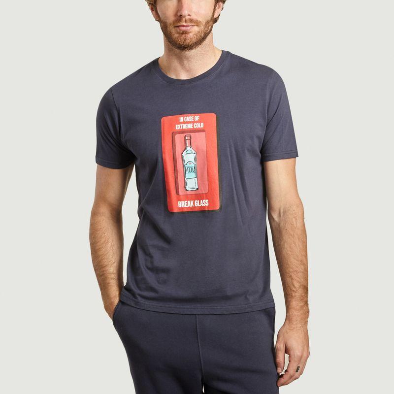 T-Shirt collection vodka - Kulte
