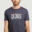 matière T-shirt collection ça caille - Kulte