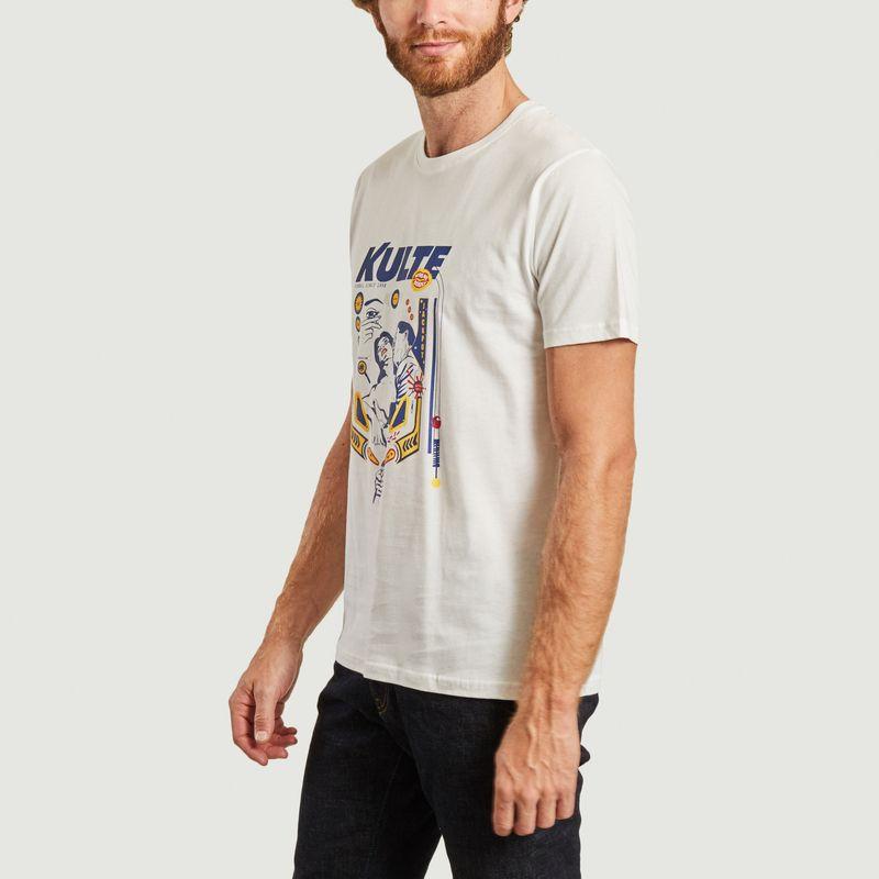 T-Shirt collection pinball - Kulte