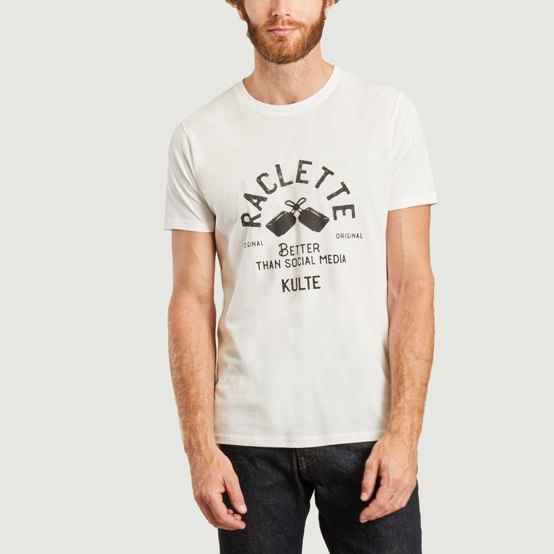 T-Shirt collection raclette - Kulte