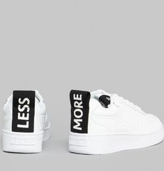 Less/More Trainers