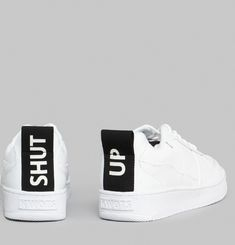 Sneakers Master Shut /Up