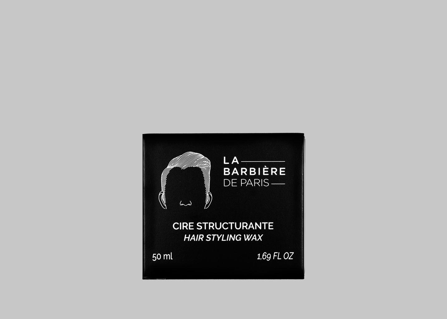 Cire Structurante - La Barbière de Paris