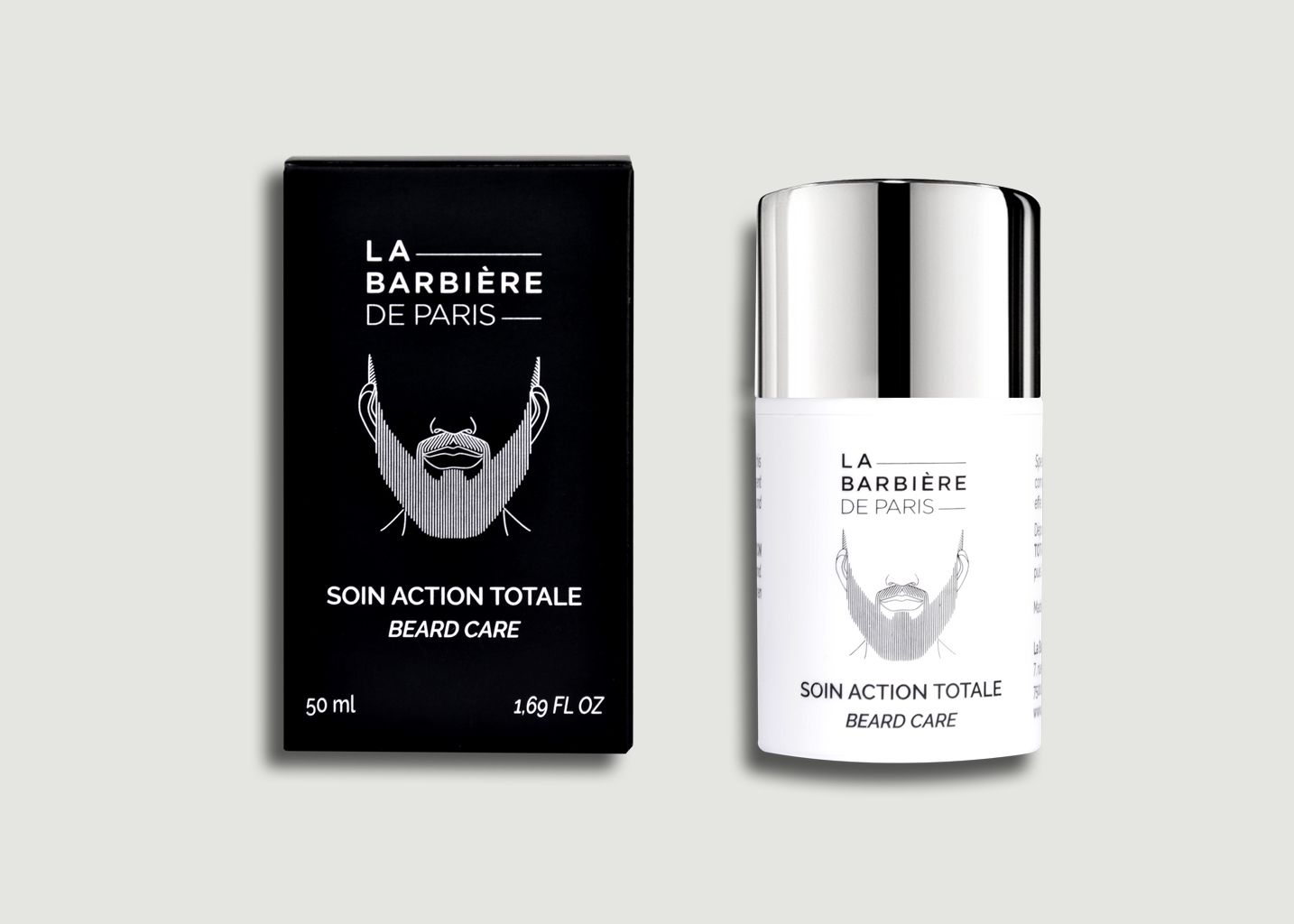 Soin Barbe Action Totale - La Barbière de Paris