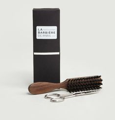 Scissors & Brush Grooming Kit