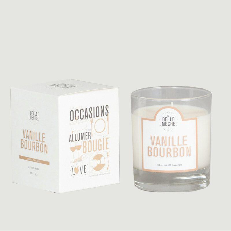 Bougie Vanille Bourbon  - La Belle Mèche