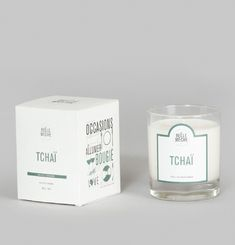 Tchai Scented Candle