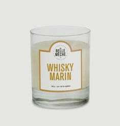 Peated Whisky Candle