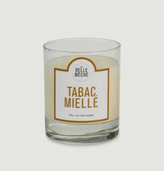Tobacco Honey Candle