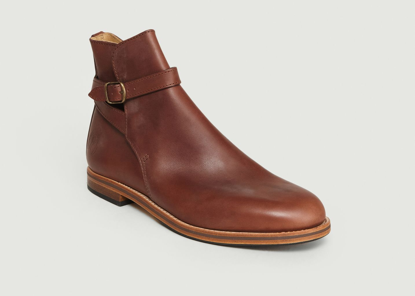 Jodhpur Gardiane Botte La Bottines Marron L'exception xHZ0qwxAC
