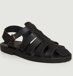 Sandales Jérôme Full Black