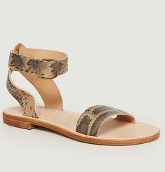 Sandales Mage Python