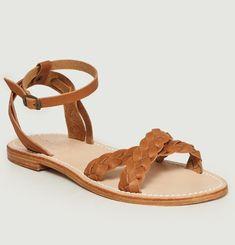 Sandales Criss Cross