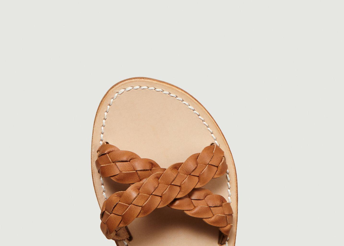 Sandales Criss Cross - La Botte Gardiane