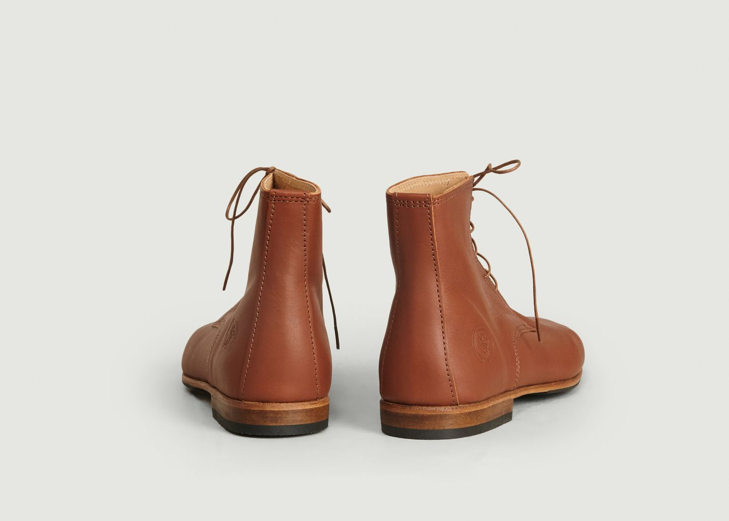 Bottines Albert en cuir de veau - La Botte Gardiane