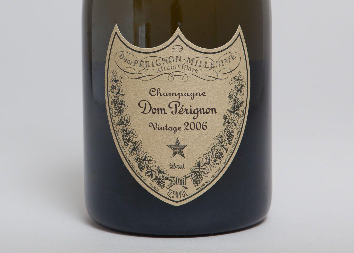 Dom Pérignon Vintage 2006 - La Cave à Champagne
