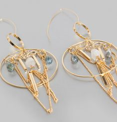 Ianeira Earrings