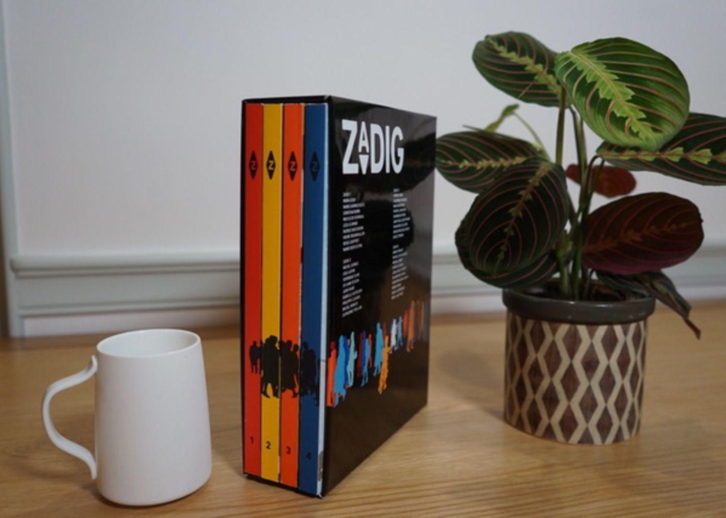 Coffret Zadig - La Librairie
