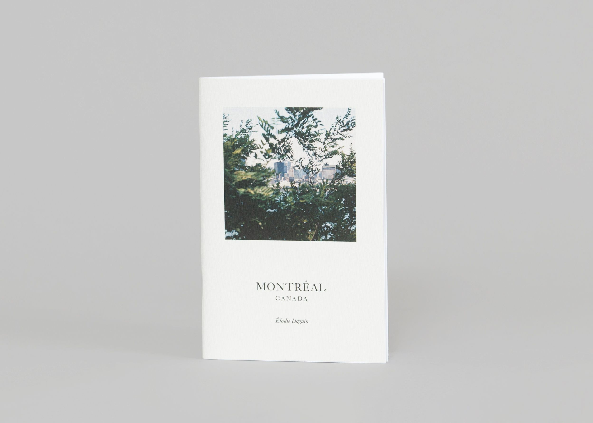 Album Montréal - La Librairie