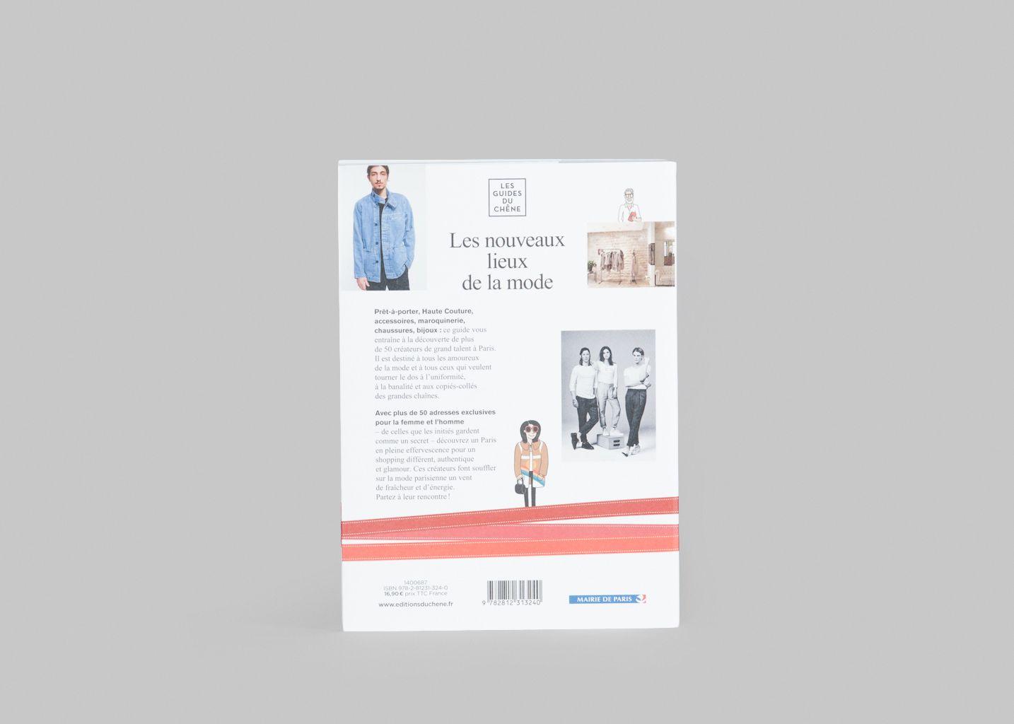 Guide Le Dressing de rêve des Parisiens - La Librairie