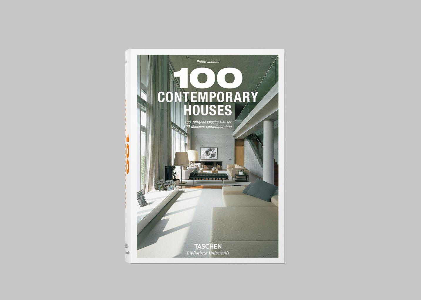 100 Contemporary Houses  - La Librairie