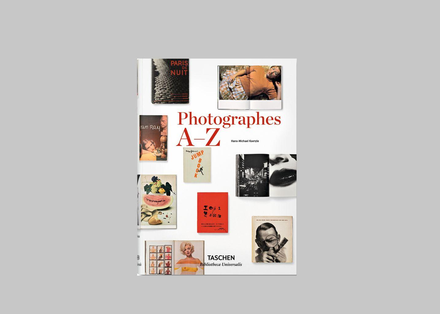 Photographers A-Z - La Librairie
