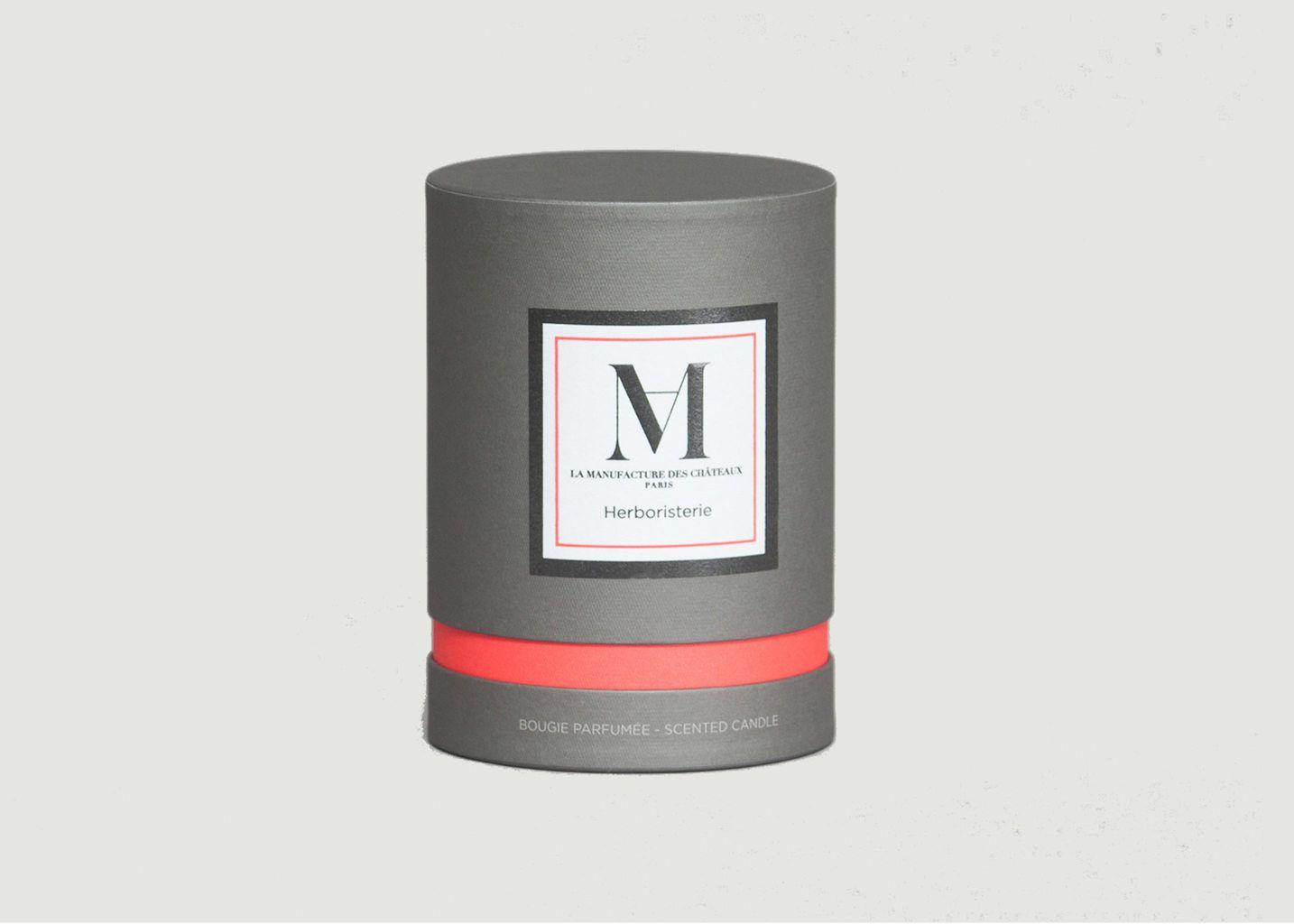 Bougie Herboristerie - La Manufacture Parfums