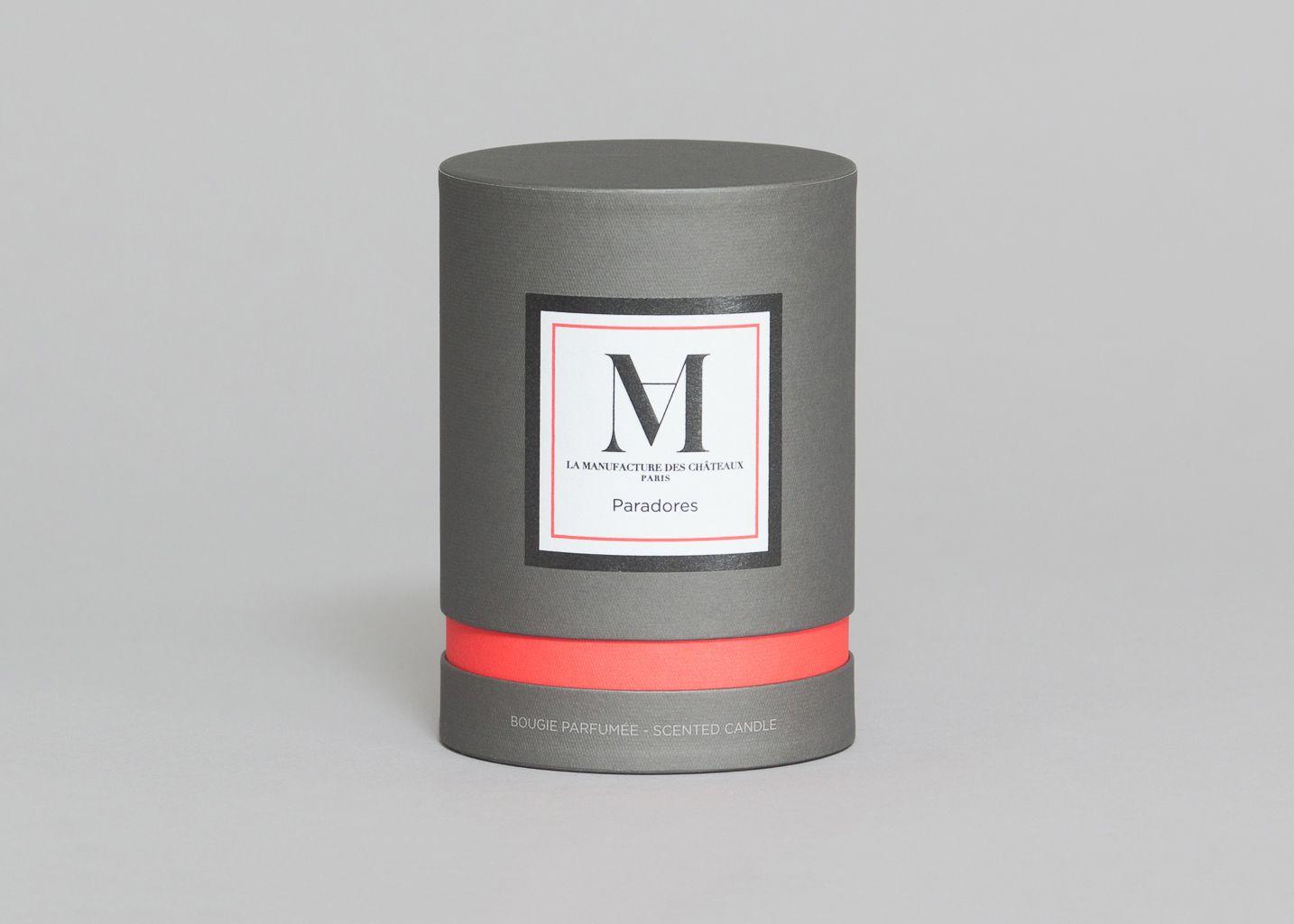 Bougie Paradores - La Manufacture Parfums