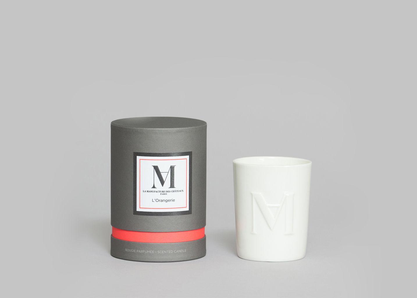Bougie L'Orangerie - La Manufacture Parfums