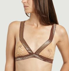 Judith Triangle Bralette