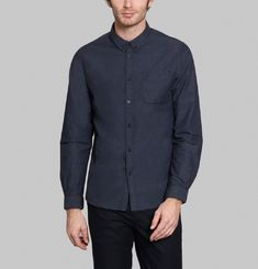 Semi Indigo Shirt
