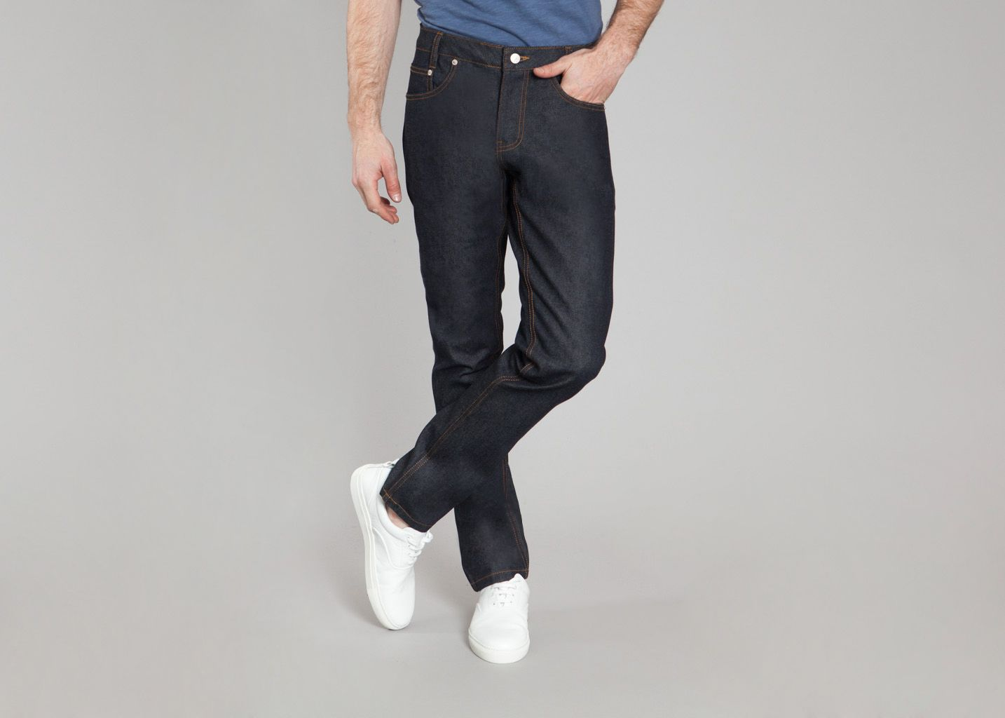 Denim Selvedge Jeans - La Panoplie