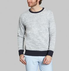 Mottled Sweatshirt
