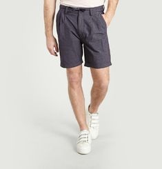 Darted Shorts