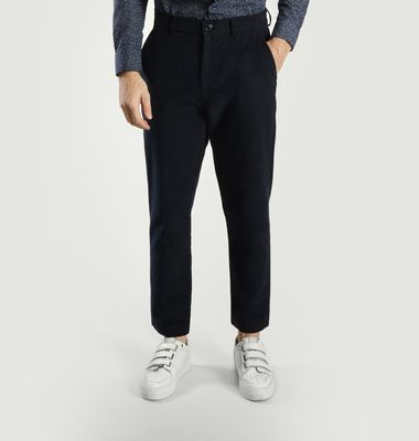 Pantalon En Moleskine