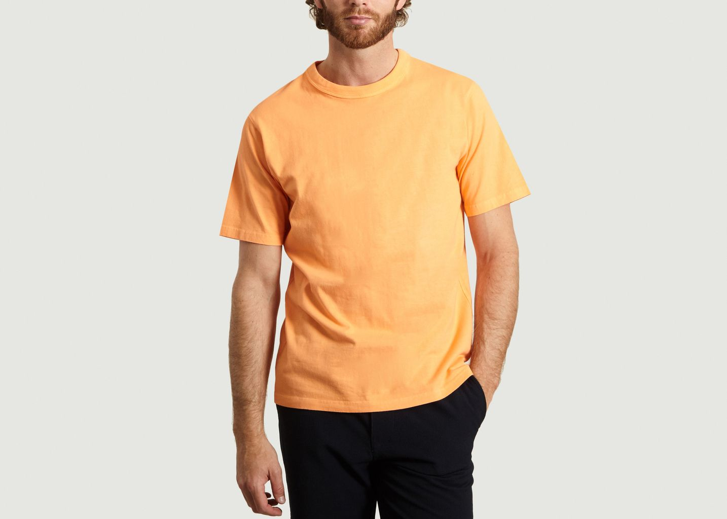 T-shirt Coton Émerisé - La Panoplie