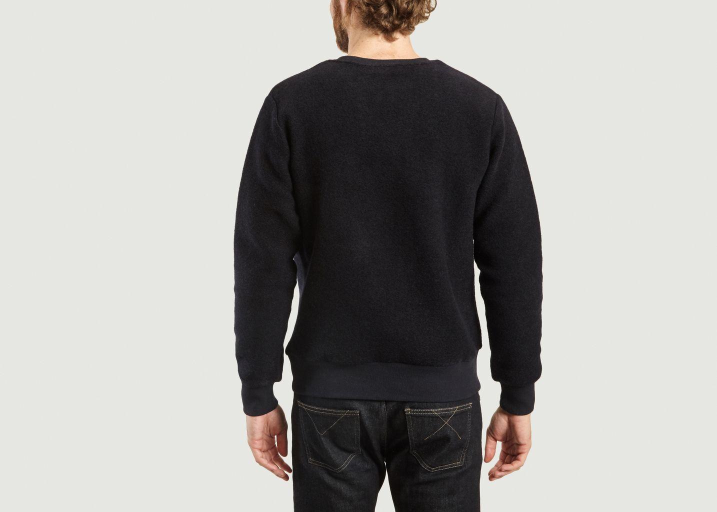 Sweatshirt Bouclette - La Panoplie