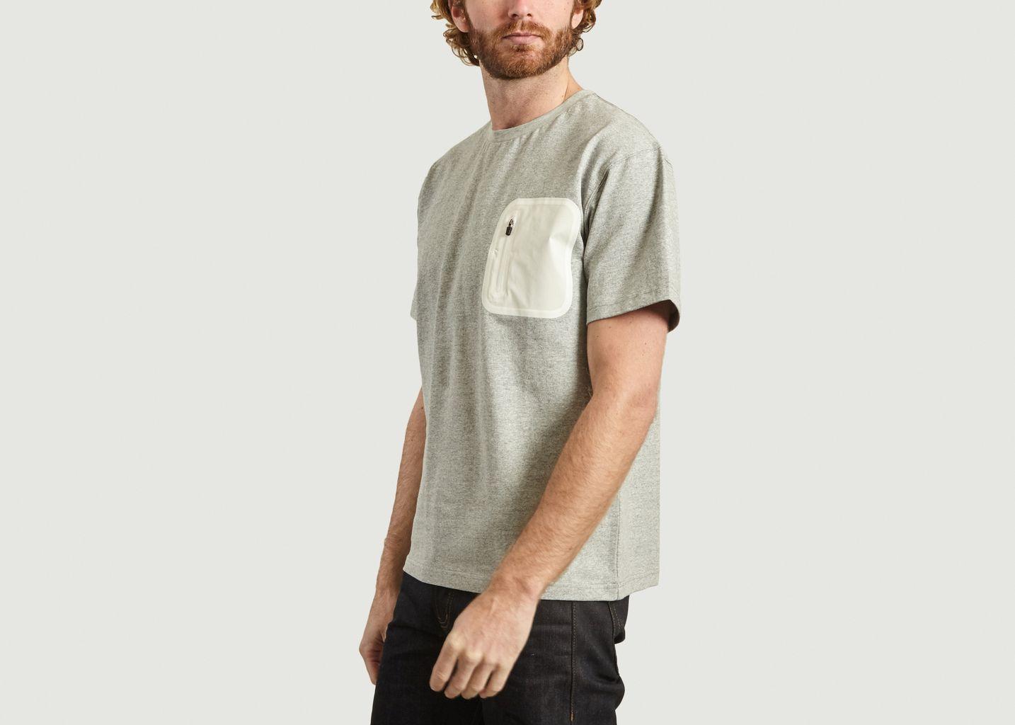 T-shirt détail poche - La Panoplie