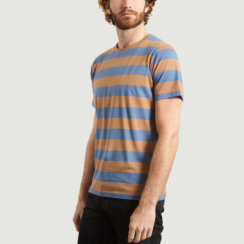 T-shirt larges rayures - La Panoplie